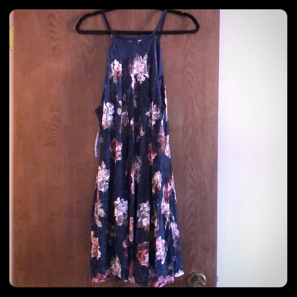 cd7b429d0f07f Sears Dresses | Xl Juniors Floral Dress | Poshmark